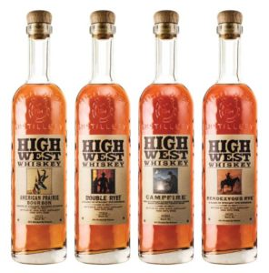 High West Whiskey und Casa Noble Tequila NEU bei uns im Sortiment
