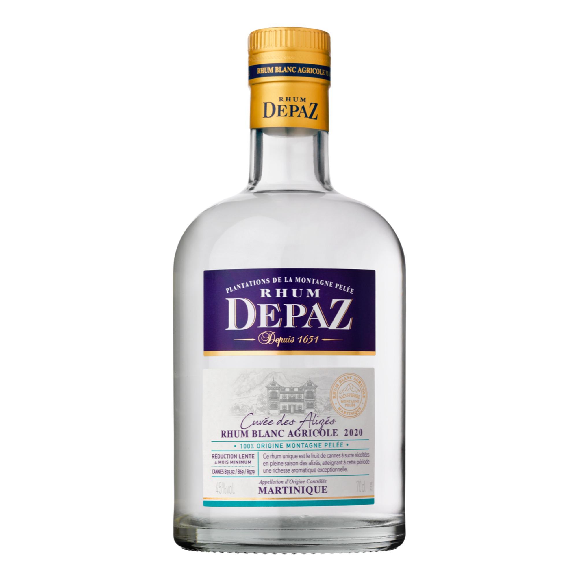 """Der neue Depaz Rum """"Cuvée des Alizés"""" ist da!"""