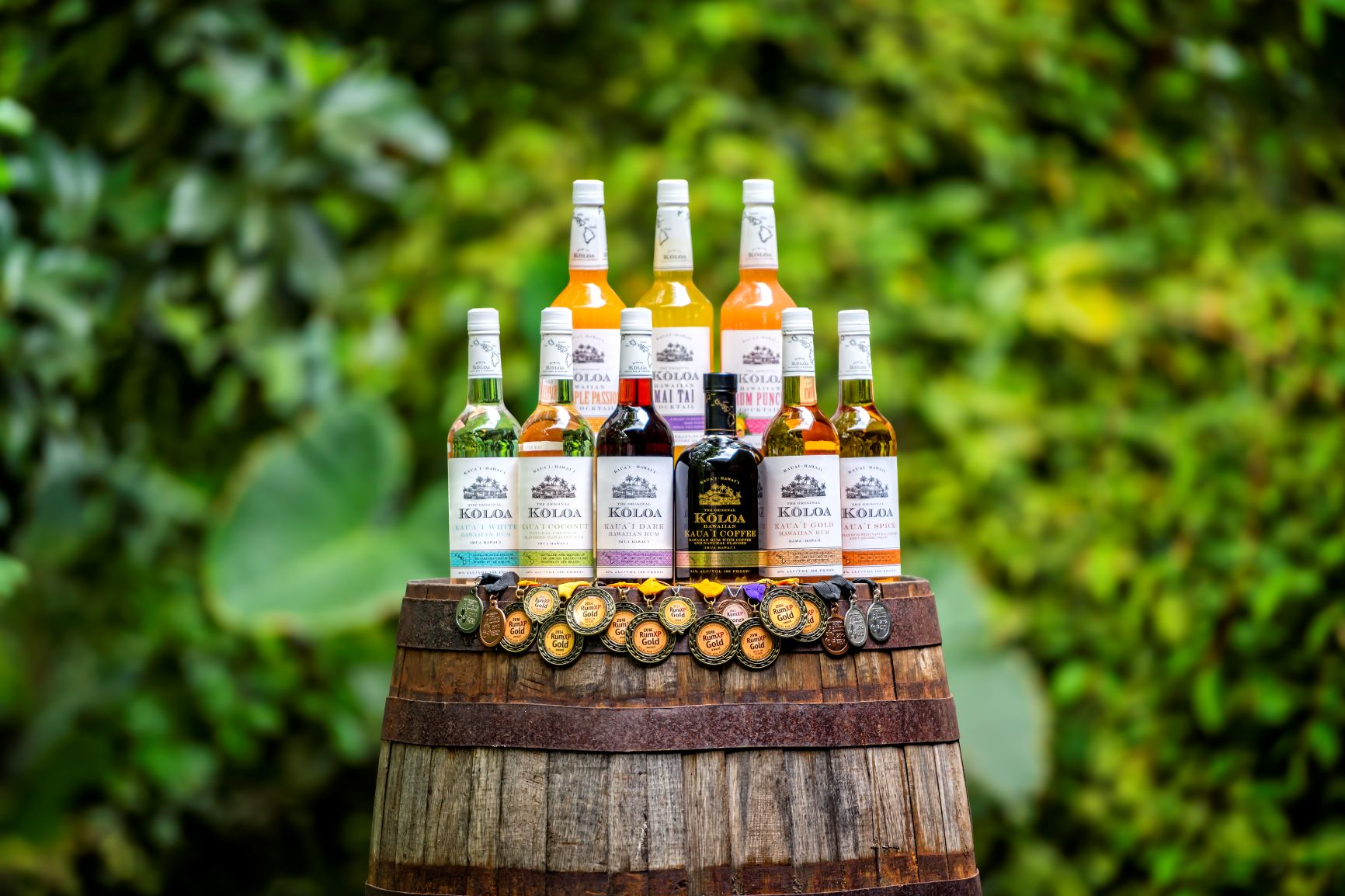 You are currently viewing Die Spirit of Rum bringt the Spirit of Aloha mit Kōloa Rum